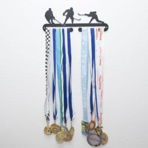 Jääkiekko mitalihenkari